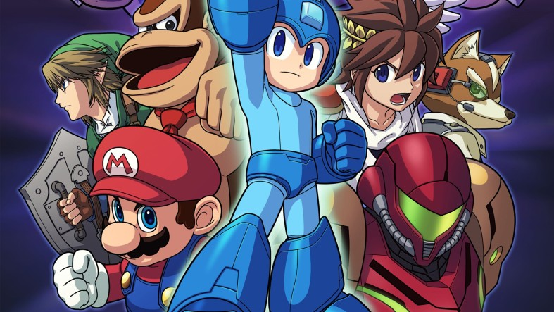 Super Smash Bros Wiiu HD Desktop Background